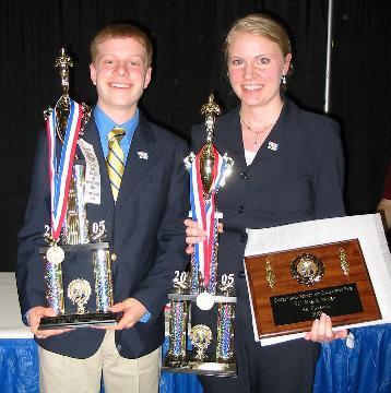2005 EISEF Senior Champions