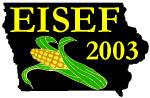 EISEF 2003 Logo