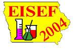 EISEF 2004 Logo